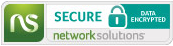 Networl Solutions SSL Certificate Badge